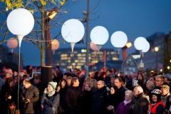 Eröffnung am 7. November © Kulturprojekte Berlin / Foto: Hamish Appleby