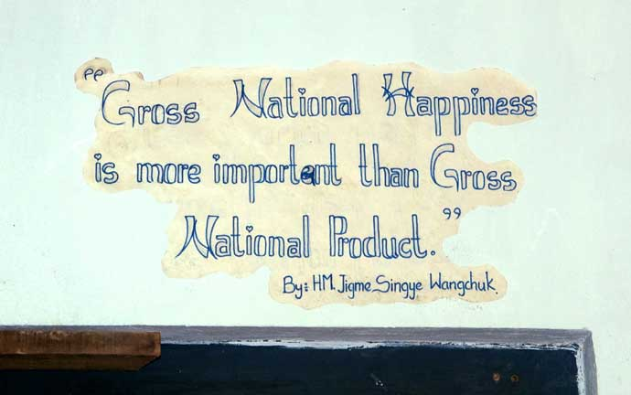 Bhutan_Gross_National_Happi